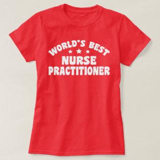 World's Best Nurse Practitioner T-Shirt