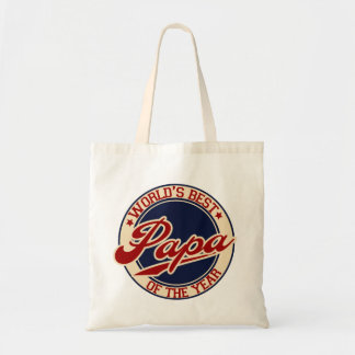 World s Best Papa Bags