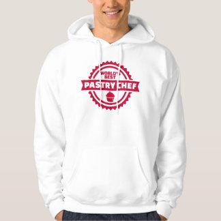 World's best pastry chef hoodie