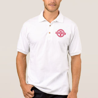 World's best pastry chef polo shirt