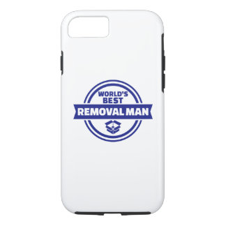 World's best removal man iPhone 7 case