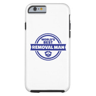 World's best removal man tough iPhone 6 case