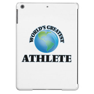 World s Greatest Athlete iPad Air Cases