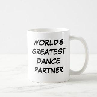 World s Greatest Dance Partner Mug