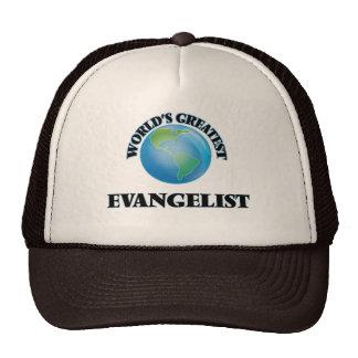 World s Greatest Evangelist Hats