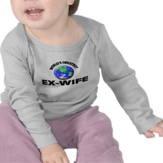 World s Greatest Ex-Wife T-shirt