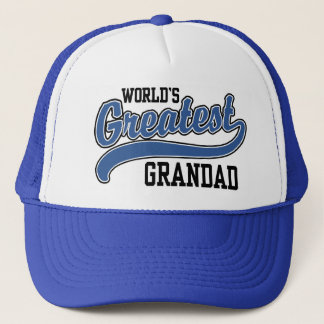 World's Greatest Grandad Trucker Hat