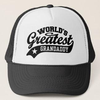 World's Greatest Grandaddy Trucker Hat