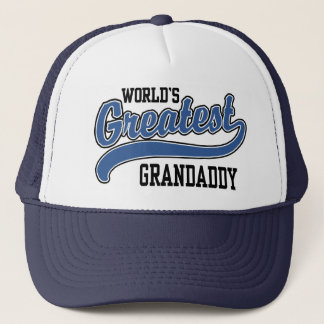 World's Greatest Grandaddy Trucker Hat