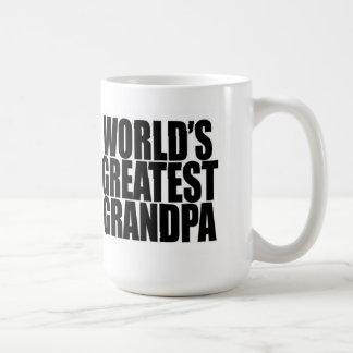 World s Greatest Grandpa Mug