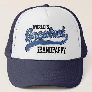 World's Greatest Grandpappy Trucker Hat