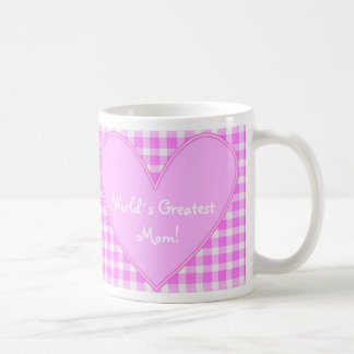 World´s Greatest Mom! Mug