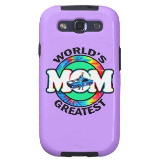 World s Greatest Racing Mom Samsung Galaxy S3 Covers