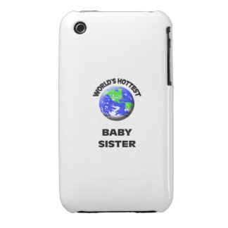 World s Hottest Baby Sister iPhone 3 Cases