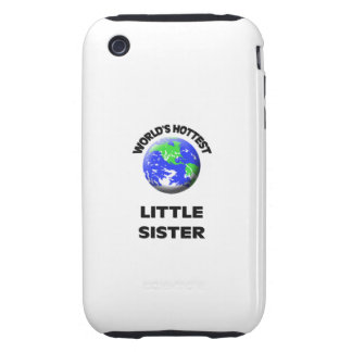 World s Hottest Little Sister Tough iPhone 3 Covers