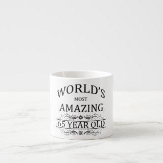 World s Most Amazing 65 Year Old Espresso Mugs