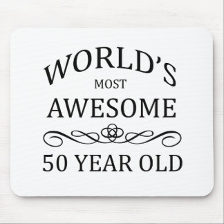 World s Most Awesome 50 Year Old Mouse Pads