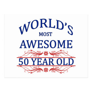 World s Most Awesome 50 Year Old Post Cards