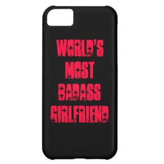 World s Most Badass Girlfriend iPhone 5C Case