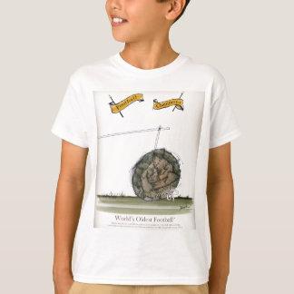 world's oldest football T-Shirt
