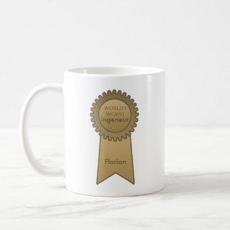 "World "" s Worst Award Coffee Mug"