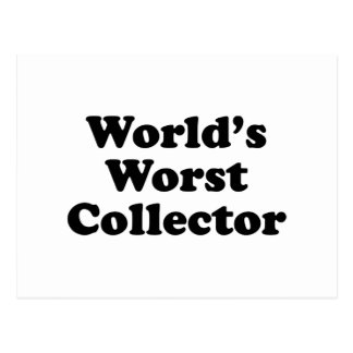World s Worst Collector Postcards