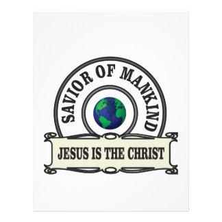 world savior letterhead