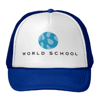 World School Trucker Hat