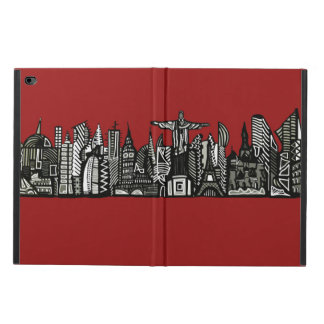 World Skyline Powis iPad Air 2 Case