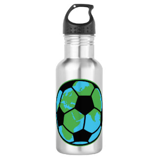 World Soccer 532 Ml Water Bottle
