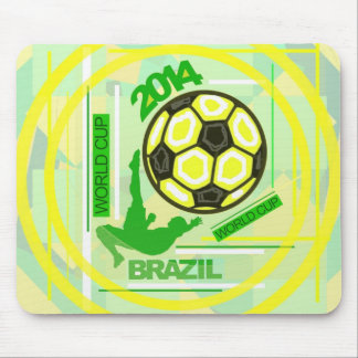 World Soccer/Football Competition. Mouse Pad