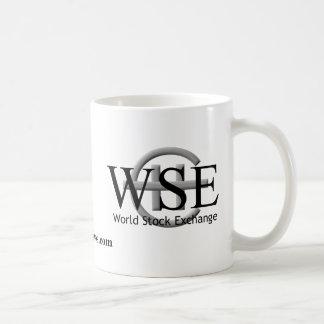 World Stock Exchange Mug