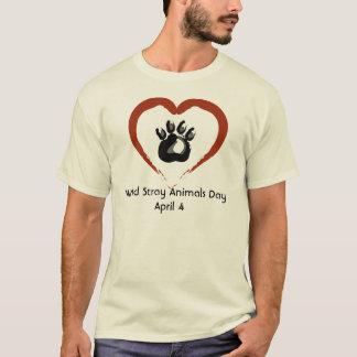 World Stray Animals Day Tee