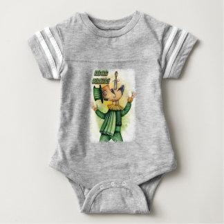 World Sword Swallower's Day - Appreciation Day Baby Bodysuit