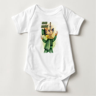 World Sword Swallower's Day - Appreciation Day Baby Bodysuit