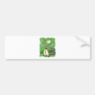 World Sword Swallower's Day - Appreciation Day Bumper Sticker