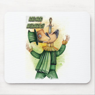 World Sword Swallower's Day - Appreciation Day Mouse Pad