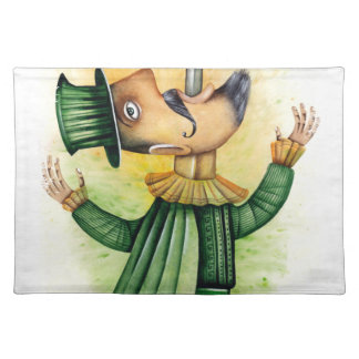World Sword Swallower's Day - Appreciation Day Place Mats