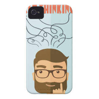 World Thinking Day - Appreciation Day iPhone 4 Case