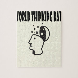 World Thinking Day - Appreciation Day Jigsaw Puzzle