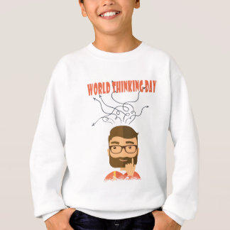 World Thinking Day - Appreciation Day Sweatshirt