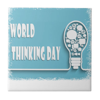 World Thinking Day - Appreciation Day Tile