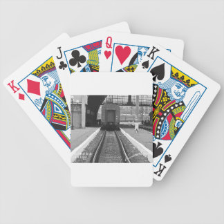 """""""World top fund consultant top trader tokyo   """" Bicycle Playing Cards"""