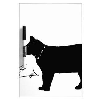 """World top modern art photographer anisia akagi "" Dry Erase White Board"