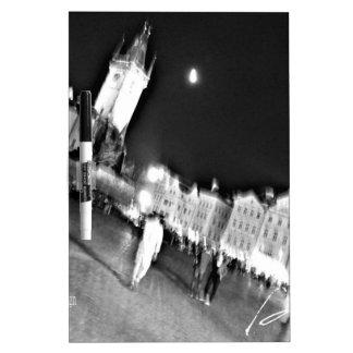 """World top modern art photographer anisia akagi "" Dry-Erase Whiteboard"