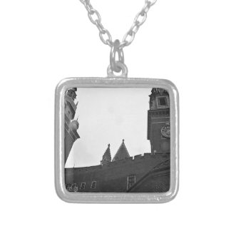 """""""World top modern art    today the art Japanese Silver Plated Necklace"""