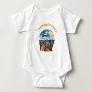 World Tour Baby Bodysuit