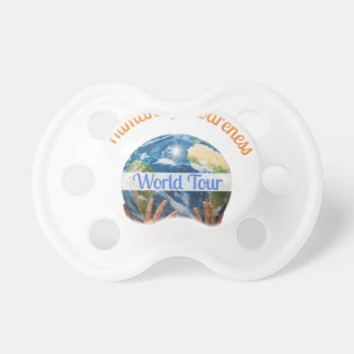 World Tour Baby Pacifier