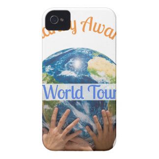 World Tour iPhone 4 Cover