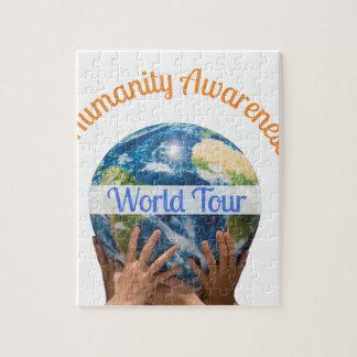 World Tour Puzzles